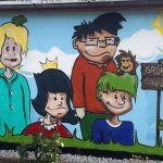 Graffiti Workshop in Altenburg