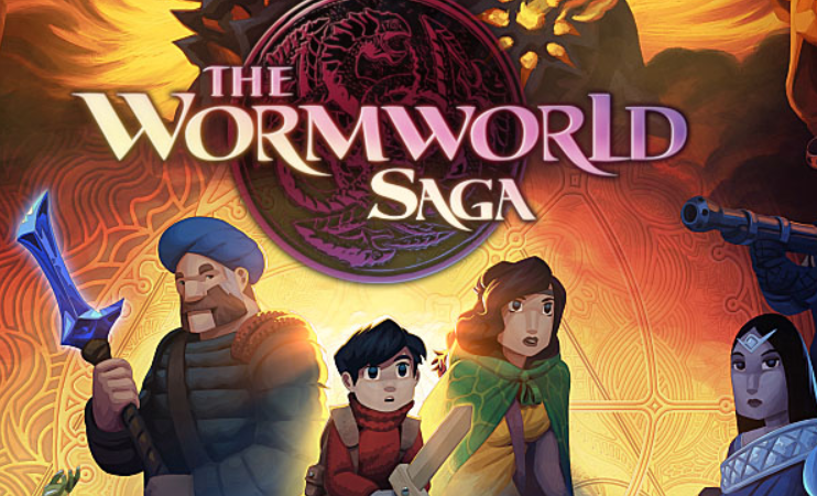 TIPP 19.3.2020: Die Wormworld Saga von Daniel Lieske