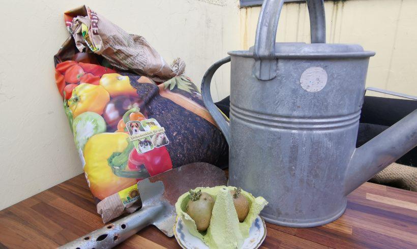TIPP 15.04.2020: Von der Couch-Potato zur Balkon-Kartoffel