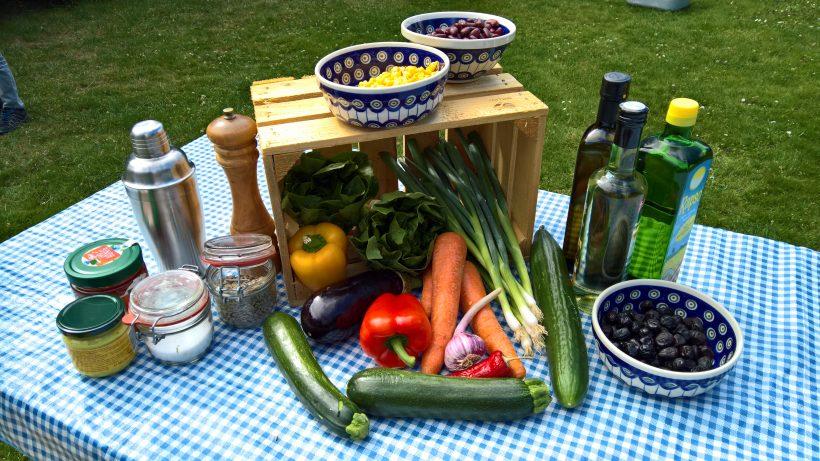 TPP 4.4.2020: Sweet Honey – oder die beste Salatsoße der Welt