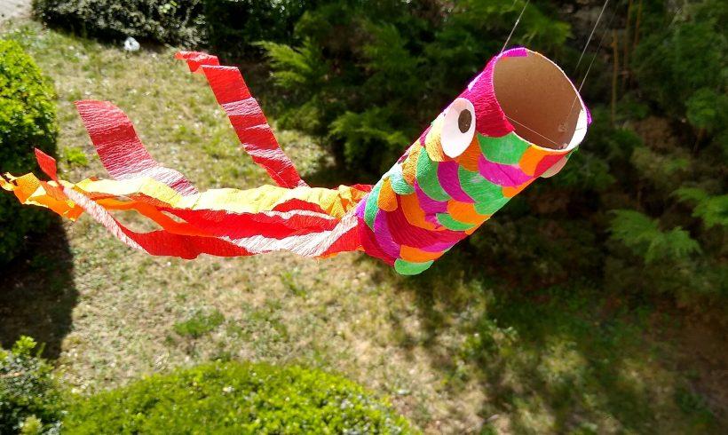 TIPP 27.04.2020: Balkon-Deko zum Abheben – Fliegende Fische