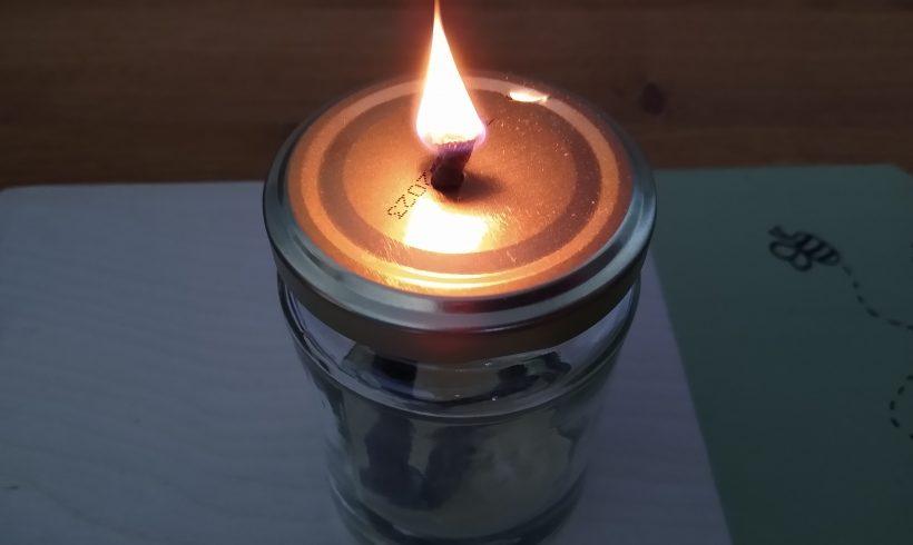 TIPP 17.08.2020: DIY-Öllampe