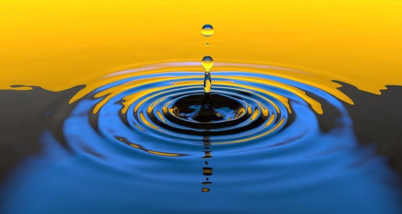 TIPP 19.08.2020: Virtuelles Wasser sparen. Und das ganz analog.