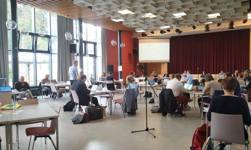 DBJR Hauptausschuss-Klausur in Berlin