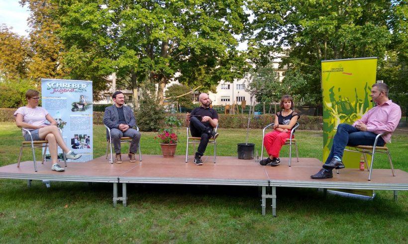 Stadt, Natur, Zukunft…ohne Jugend geht es nicht!