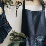 TIPP 17.11.2020: DIY Gartenschürze