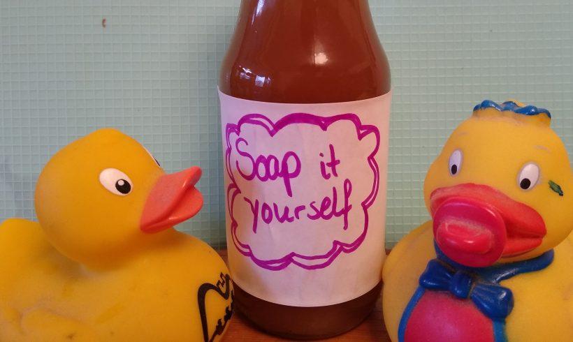 TIPP 07.01.2021: Saubere Sache – Pflegedusche selbstgemacht